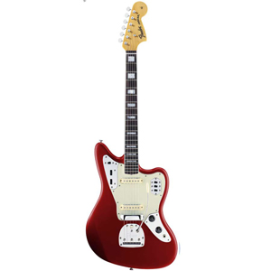 Fender 50th Anniversary Jaguar Candy Apple Red [0170084809]