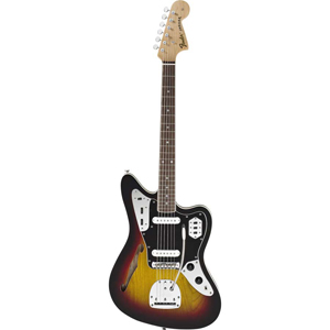 Fender Special Edition Jaguar Thinline 3-Tone Sunburst [0250700500]