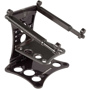 Ultimate Support Hyperstation Laptop Stand Black [LPT-1000B]
