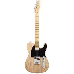 Fender American Standard Telecaster - Natural with Case - Maple [0113202721]