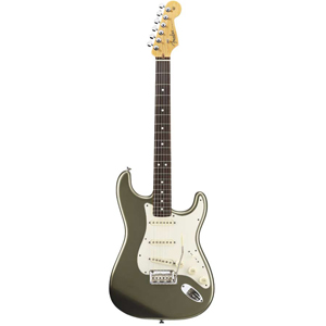 American Standard Stratocaster -Jade Pearl Metallic with Case - Rosewood