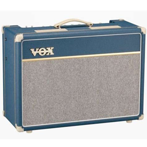 Vox AC15C1 Limited Edition Blue * Demo