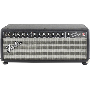 Fender Super Bassman Head [2249000000]