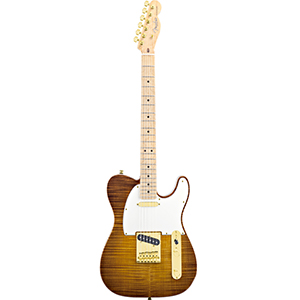 Fender Select Telecaster® Violin Burst  [0170313733]