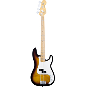 Fender Select Precision Bass® 2-Color Sunburst