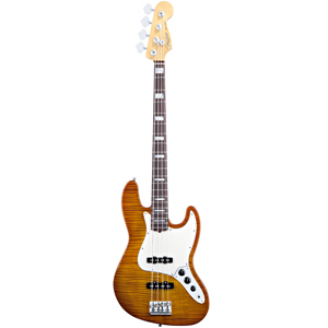 Fender Select Jazz Bass® Amber Burst [0170307750]