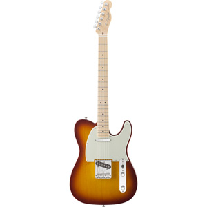 Fender 60th Anniversary Tele-bration Empress Telecaster® Honey Burst [0170143742]