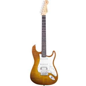 Fender Select Stratocaster® HSS Antique Burst [0170302737]