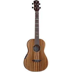 Luna Guitars High-Tide Baritone Zebra Ukulele [UKE HTB ZEB]