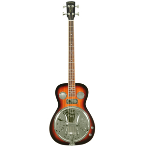 Gold Tone PBB Beard Signature Series Resonator Bass w/Case