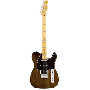 Fender Modern Player Telecaster® Plus Charcoal Transparent [0241102569]