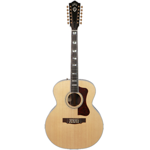 Guild F-512 Natural Left-Handed [3852920821]
