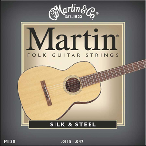Martin M130 Silk and Steel  [M130]