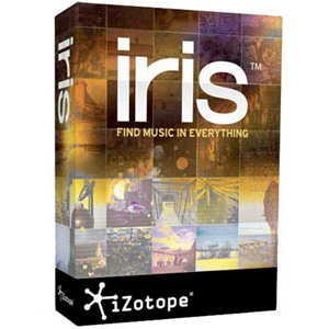 iZotope Iris Digital Download [IRIS]