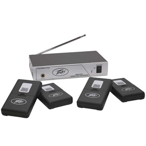 Peavey Assisted Listening System 75.9 Mhz
