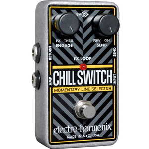 Electro Harmonix Chillswitch [CHILLSWITCH]