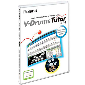 Roland V-Drums Tutor [DT1]