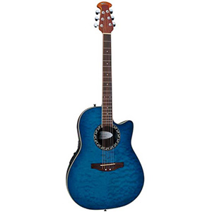 Applause AE128 Blue Burst Quilt [AE128-8TQ]