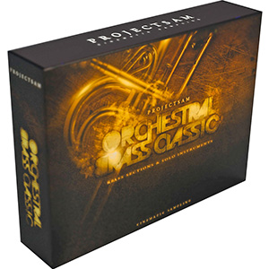 ProjectSAM Orchestral Brass Classic [PS-OBC-H]