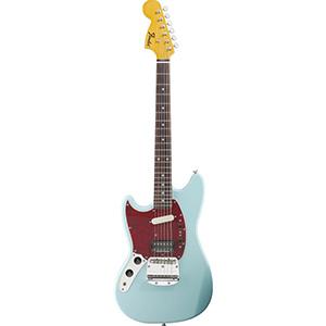 Kurt Cobain Mustang Sonic Blue Left-Handed