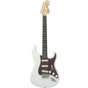 Fender Custom Shop 69 Stratocaster NOS Electric Guitar Olympic White [9231003412]