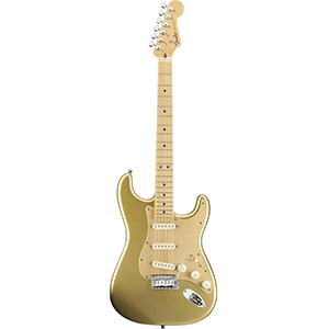FSR American Deluxe Stratocaster® Aztec Gold