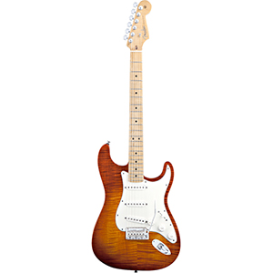 Fender Select Stratocaster Dark Cherry Burst [0170301750]