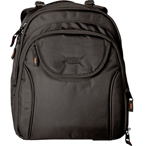 Gator G-Club Backpak Small [G-CLUB BAKPAK-SM]