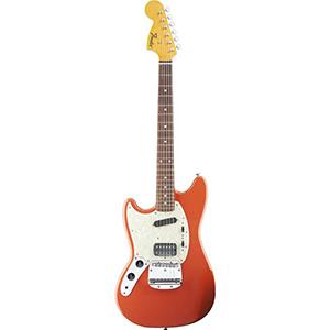 Kurt Cobain Mustang Fiesta Red Left-Handed