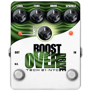Tech21 Boost Overdrive [BST-O]