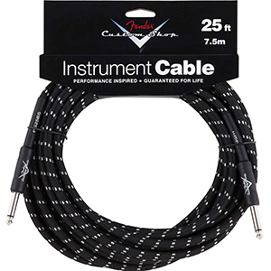 Fender Custom Shop Performance Series Cable 25 Ft.