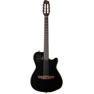 Godin ACS Slim Nylon Black [032181]