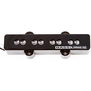 Seymour Duncan SJB-3B Quarter Pound Jazz Bass Pickup