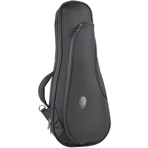 Reunion Blues RBCUKBK Concert Ukulele Case -  Black [RBCUKBK]