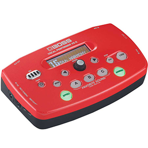 Boss VE-5 Red [VE-5-RD]