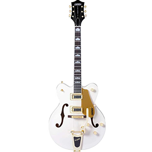 Gretsch G5422TDCG Electromatic Hollow Body Snow Crest White [2504814567]