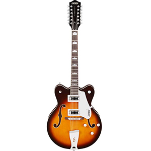 Gretsch G5422DC-12 Electromatic Hollow Body Sunburst [2514813537]