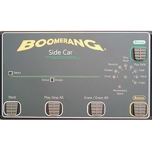 Boomerang Side Car