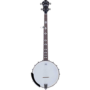 Rustler Open Back Banjo