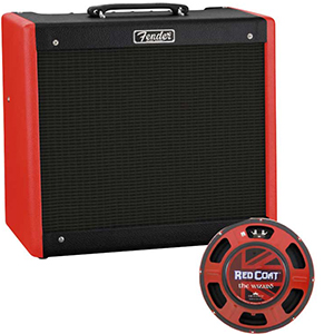 Fender Blues Junior Red Nova Two-Tone FSR [2230500143]
