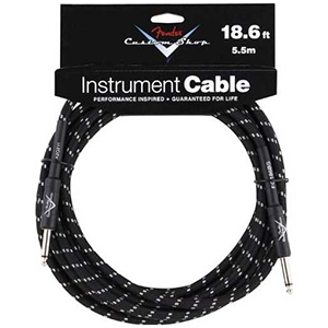 Fender Custom Shop Performance Series Cable 18.6 Ft.