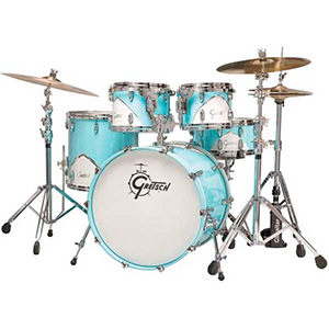 Gretsch Drums Renown 57 Bebob Motor City Blue [RN57-J484-MCB]