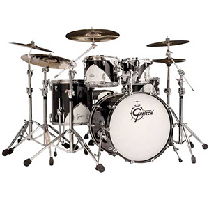 Gretsch Drums Renown 57 Motor City Black [RN57-E825-MCO]