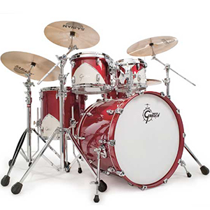 Gretsch Drums Renown 57 Motor City Red [RN57-E825-MCR]