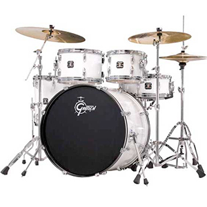 Gretsch Drums Energy White [GE-E8256PKWHT]