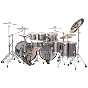 Gretsch Drums Energy Gun Steel 8-Piece [GE-E2828-GST]