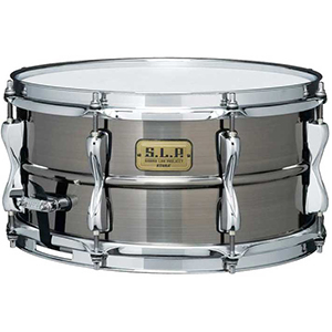 S.L.P. Sonic Steel Snare Drum