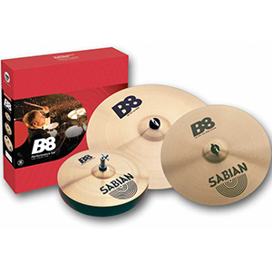 Sabian 45003-14 B8 Performance Set [45003-14]