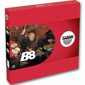 Sabian 45002-14 B8 2-Pack