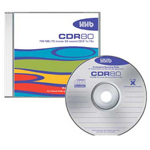 CDR-80 10 Pack
